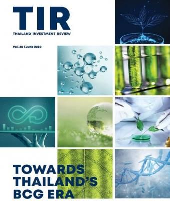 Thailand Investment Review (TIR) - Toward Thailand