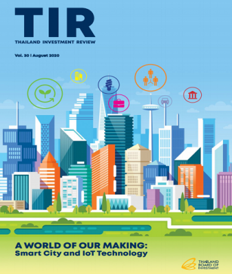 Thailand Investment Review (TIR) - A World of Our