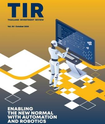 Thailand Investment Review (TIR) - Enabling the Ne